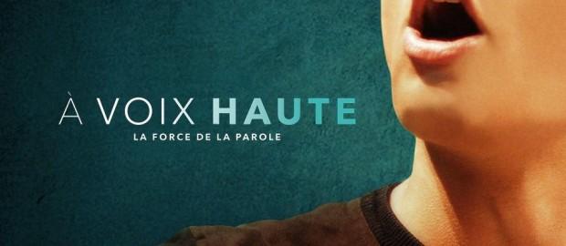 A Voix Haute (critique) : un film sur la force de la parole.