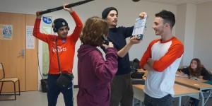 «La détente» : la COP en tournage